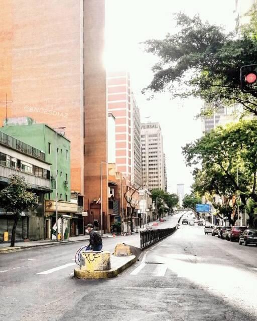 Pandemia - Caracas